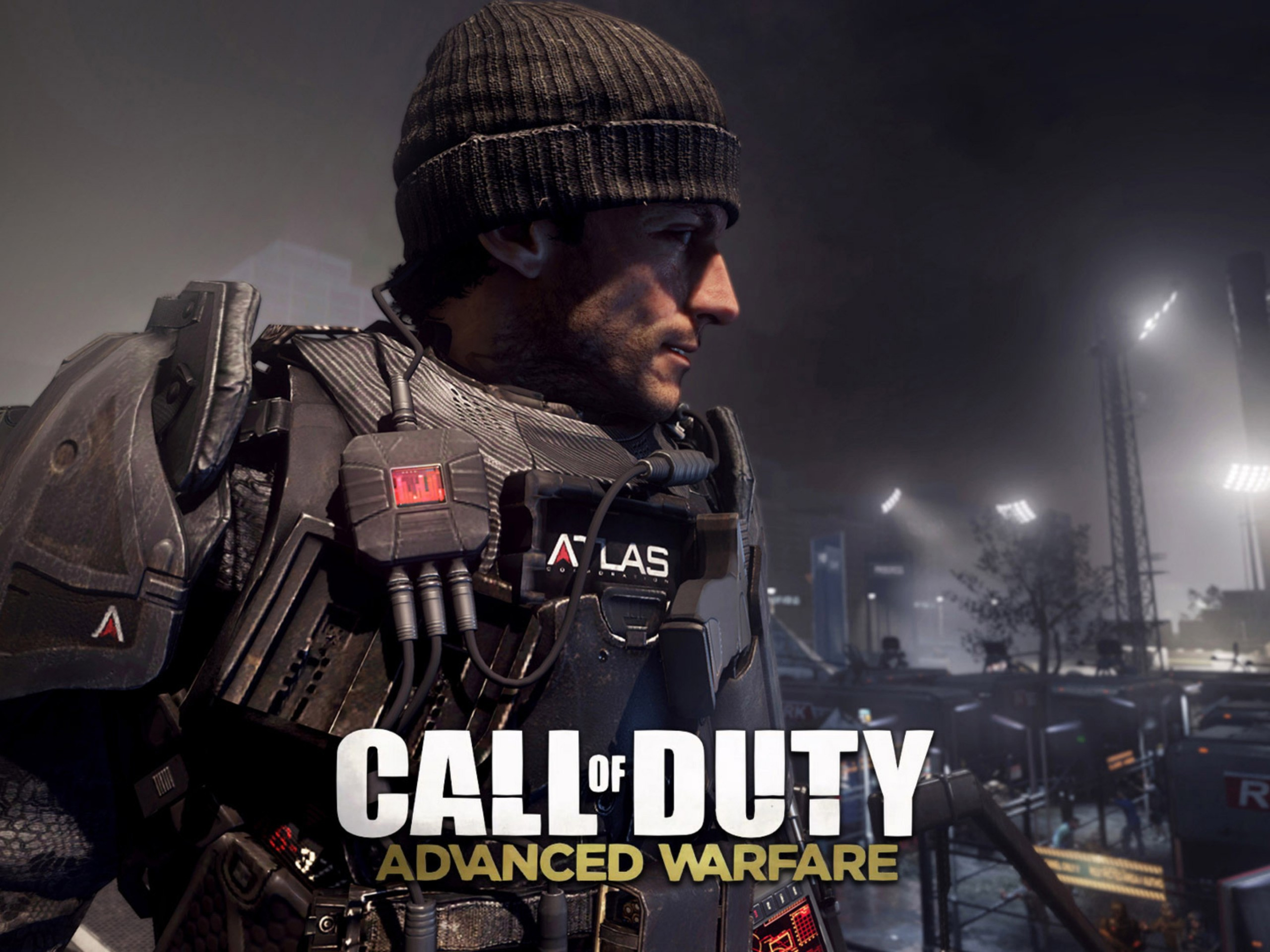 Call Of Duty Advanced Warfare Gameplay Desktop Wallpaper